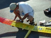 Name: Rog Glover assembling plane.jpg