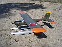 Name: DSC03663.jpg Views: 250 Size: 141.2 KB Description: Color scheme comes from a O-1 bird dog of the Japanese maritime self defense force in the early 1960's.