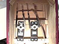 Name: DVC01174.jpg Views: 120 Size: 38.4 KB Description: Rudder and elevator servos showing pull-pull setup