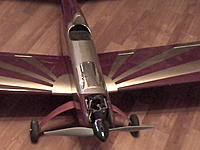 """Name: DVC01171.jpg Views: 64 Size: 29.8 KB Description: Added an APC 15x6 thin electric prop (3 3/4"""" ground clearance)"""
