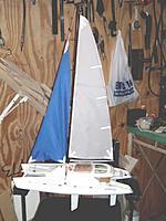 Name: Gemini Cat sail.jpg Views: 70 Size: 47.4 KB Description: