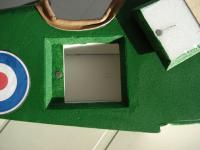 Name: 21. SE5a receiver hatch complete.jpg Views: 1340 Size: 71.5 KB Description: