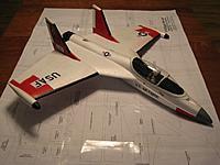 Name: Multiplex FunJet.jpg Views: 130 Size: 75.6 KB Description: Multiplex FunJet w/ Park Flyer Plastics cockpit kit