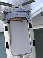 Name: IMG_4309.jpg Views: 90 Size: 3.52 MB Description: New hatch with high tech latch.