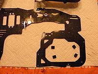 Name: P8090012.jpg Views: 42 Size: 272.4 KB Description: Left Frame and Fuel Tank Dampers.