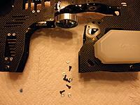 Name: P8090020.jpg Views: 42 Size: 235.9 KB Description: Main Mast Bearing Block Mounting Screws.