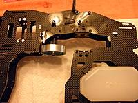 Name: P8090021.jpg Views: 39 Size: 252.4 KB Description: Main Mast Bearing Block Mounting Screws Installed.