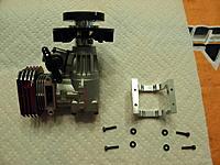 Name: P8300009.jpg Views: 53 Size: 214.7 KB Description: Engine and Mount Parts.
