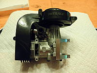 Name: P8300012.jpg Views: 56 Size: 210.0 KB Description: Engine Installed in Fan Shroud.