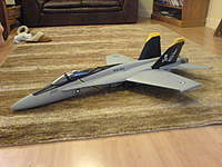 Name: DSC00334.jpg Views: 116 Size: 95.7 KB Description: The finished model, ready to maiden.