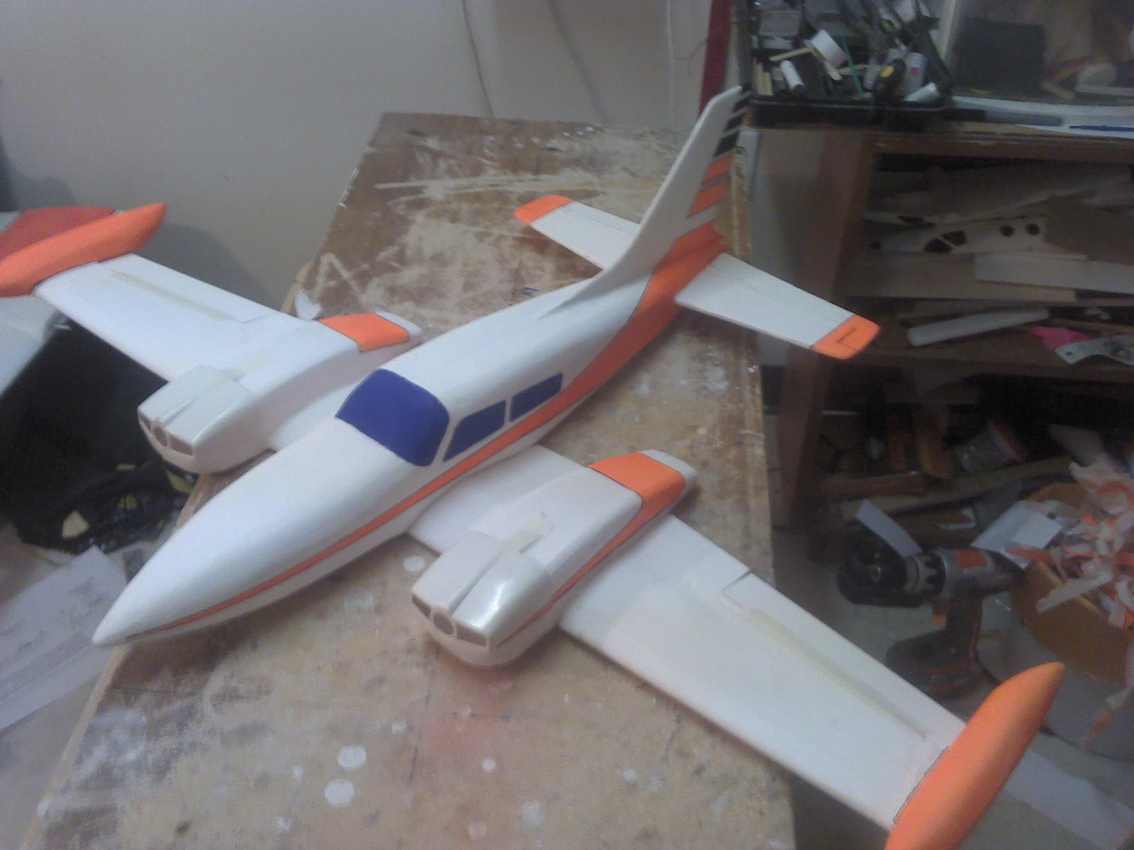 Cessna 310 Von Rcpilot43964 Free Model Airplane Plans