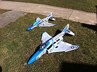 Name: twin 64's in front, twin 50's in back.jpg Views: 155 Size: 302.3 KB Description: