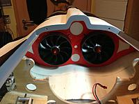 Name: Auswiegen-010.jpg Views: 123 Size: 185.0 KB Description: Foam prototype of the former for the fan´s