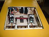 Name: Choke, throttle, rudder servos, Rx.jpg Views: 76 Size: 186.3 KB Description: