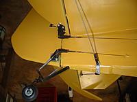 Name: Rt rudder, elev  bottom horns.jpg Views: 68 Size: 133.8 KB Description: