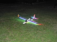 Name: nite flyer 006.jpg Views: 77 Size: 303.8 KB Description: lights on and ready to go