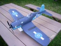 Name: Imgp0057.jpg Views: 229 Size: 41.8 KB Description: F4U in Royal New Zealand Air Force colours. Yes, that's Donald Duck nose art.