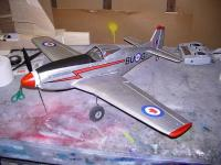 Name: Imgp0100.jpg Views: 209 Size: 82.3 KB Description: P51 in Royal Canadian Air Force 442 City of Vancouver Sqrd colours. About 1948. The RCAF used mustangs as auxilary aircraft and coastal patrol. This model sports retracts.