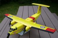 Name: Imgp0020.jpg Views: 245 Size: 42.2 KB Description: DH Canada -5 Buffalo.. okay, this isn't a GWS kit. But the model was built from various GWS parts. Including an A10 wing, engine parts from a cargotrans, and a scratch built foam fuselage. Canadian Armed Forces SAR markings.