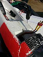 Name: fuse.jpg Views: 263 Size: 45.1 KB Description: The bubbled and singed fuselage.