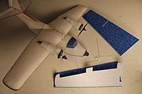 Name: Grumman Albatross - aileron & flap linkages 001.jpg Views: 84 Size: 132.5 KB Description: