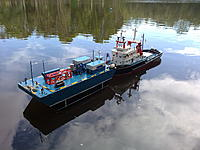 Name: Picture 087.jpg Views: 101 Size: 218.0 KB Description: hey ever 1 i have some good photos of to day at boondall boat and and my new boat i got a hull as well i will be doing up soon and i have some phtotos of my tug boat and yer thanks