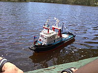 Name: Picture 088.jpg Views: 82 Size: 310.1 KB Description: hey ever 1 i have some good photos of to day at boondall boat and and my new boat i got a hull as well i will be doing up soon and i have some phtotos of my tug boat and yer thanks