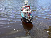 Name: Picture 089.jpg Views: 74 Size: 300.8 KB Description: hey ever 1 i have some good photos of to day at boondall boat and and my new boat i got a hull as well i will be doing up soon and i have some phtotos of my tug boat and yer thanks