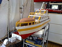 Name: Picture 091.jpg Views: 73 Size: 176.8 KB Description: hey ever 1 i have some good photos of to day at boondall boat and and my new boat i got a hull as well i will be doing up soon and i have some phtotos of my tug boat and yer thanks