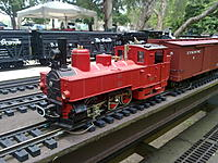 Name: Picture 141.jpg Views: 76 Size: 282.8 KB Description: hey ever 1 i just got some phtots to day of the model train clun and it was a reallyy good day to be runing your trains and i have some good photos i hope you like then thanks