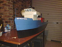 Name: Picture 187.jpg Views: 105 Size: 157.6 KB Description: hi ever 1 i have some photots of my tug boat i have a bout does doing it up and i think she look a amzing i hope you like the photos and i can not wait to use her at boondall model boat club on satday thanks