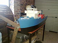 Name: Picture 195.jpg Views: 87 Size: 205.5 KB Description: hey ever 1 i just have some more photos of my tug boat and i can not wait to use her at boondall on satday i am sure lots of people will be looking at her and it run reallyy nice so yer i hope you like the photos and if you like to no some thing a bout th
