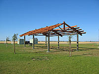 Name: shade structure rafters 1.jpg Views: 64 Size: 94.8 KB Description: