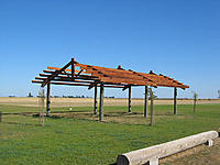 Name: shade structure rafters 4.jpg Views: 55 Size: 85.9 KB Description: