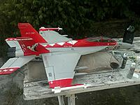 Name: stinger.jpg Views: 80 Size: 158.9 KB Description: sidewinders white for next patrol against evil Canada Geese. Need to get my airbrush working.