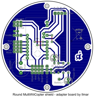 multiwii additional howto overview rc groups several versions of this board updated by ilmar are available on his blog link ilmar blog