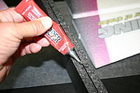 Name: IMG_6686.jpg Views: 408 Size: 128.0 KB Description: Apply welders to the fuse section where the wing will join to it.
