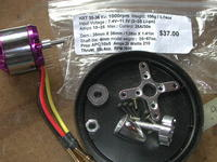 Name: 4- This is the motor I plan to use in the Castor..JPG Views: 806 Size: 72.8 KB Description:
