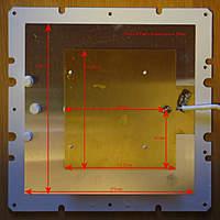 Yo3dac printed and microstrip antennas.
