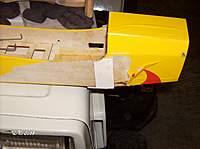 Name: Kevins plane photos 029.jpg Views: 264 Size: 51.4 KB Description: I did some renforcing on the fuselage.