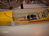 Name: Kevins plane photos 032.jpg Views: 181 Size: 75.6 KB Description: I have installed the servos. I put Futaba S3003