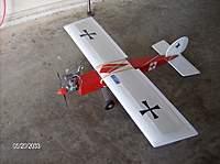 Name: Kevins plane photos 006.jpg Views: 162 Size: 56.9 KB Description: This is my Das Ugly Stik .20