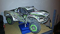 """Name: 20130427_235504.jpg Views: 259 Size: 129.7 KB Description: Looks awesome all dirtied up. Might do my next paint job with """"dirt"""" on it. Lol."""