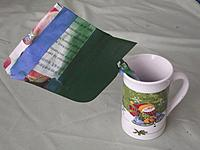 Name: m_DSCF0754.jpg Views: 140 Size: 37.9 KB Description: Green Rudder strip masked, painted and drying