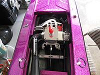 Name: DSCN1325.jpg Views: 46 Size: 297.2 KB Description: the hemi..29cc custom quickdraw, 9HP @ 19500