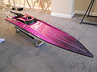 Name: DSCN1350.jpg Views: 37 Size: 214.7 KB Description: stand made from full size boat rail parts..and pipe insulation.