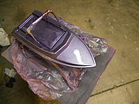 Name: DSCN1591.jpg Views: 66 Size: 164.2 KB Description: clear coat done and dry.