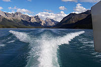 Name: boat_wake.jpg Views: 47 Size: 112.9 KB Description: wet after repower..