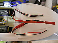Name: DSCN2119.jpg Views: 159 Size: 138.0 KB Description: lotta soldering :( charge plug extensions, so the batts can be charged in the boat, and batts ran together for 12 amp capacity..should have a good run time