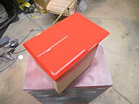 Name: DSCN2224.jpg Views: 64 Size: 135.3 KB Description: hatch hole filled, primed, painted, and cleared